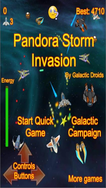 Pandora Storm Invasion Pro