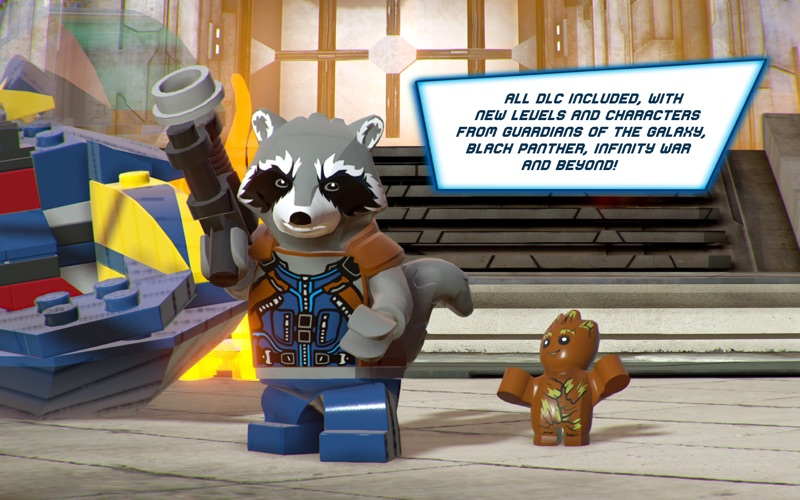LEGO® Marvel Super Heroes 2 screenshot 1