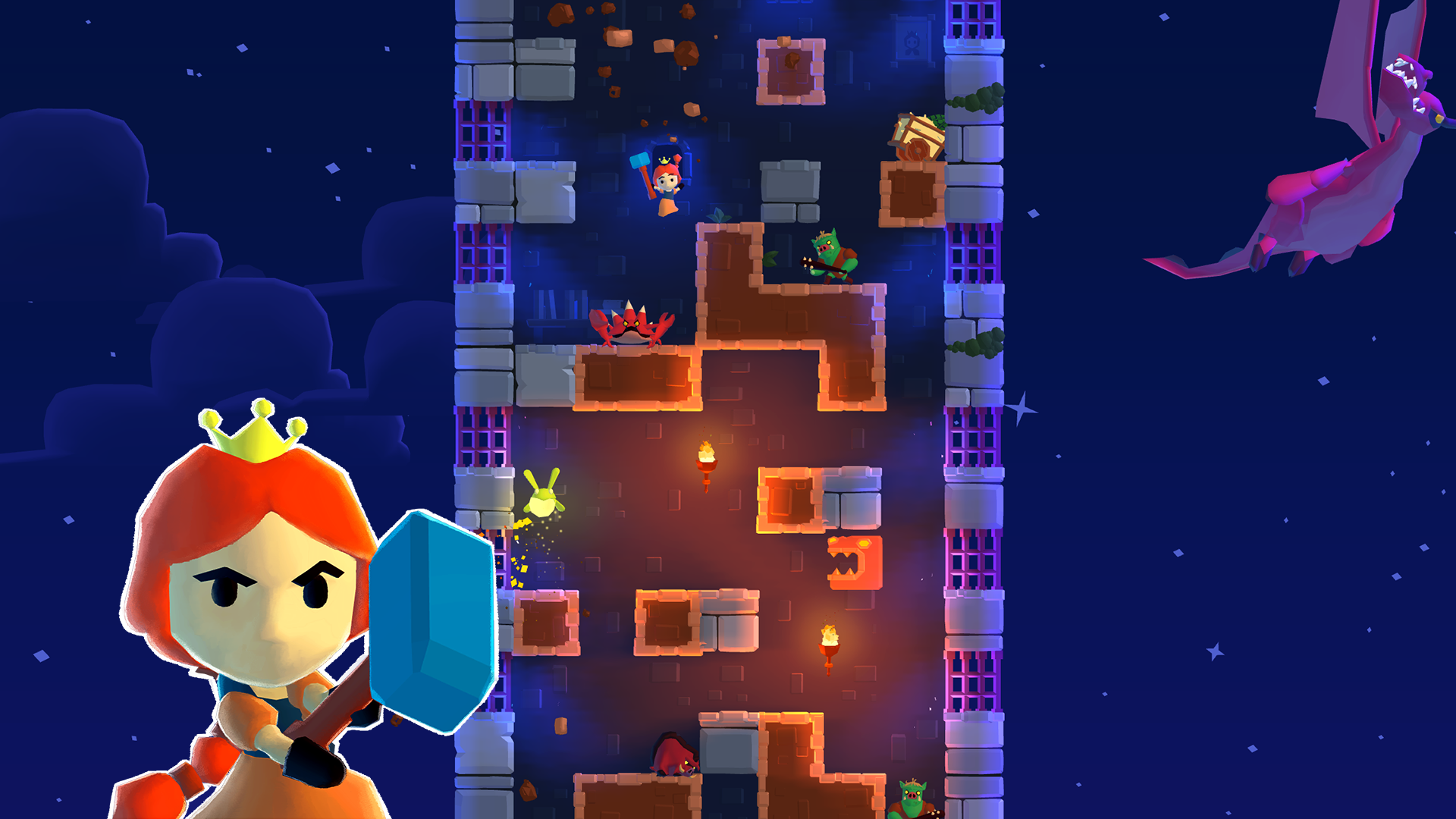 Once Upon a Tower screenshot 11