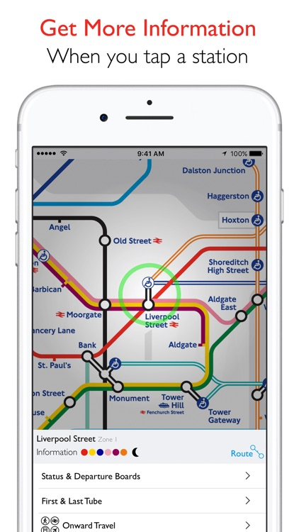Tube Map Pro - London Underground Routes screenshot-3