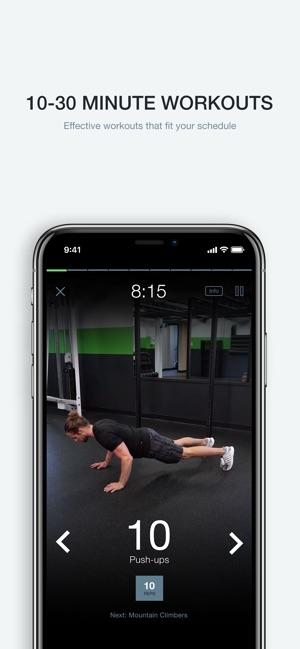 Evolv - Workout Planner Screenshot