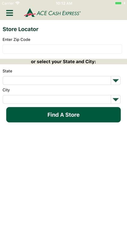 ACE Cash Express Mobile Loans screenshot-3