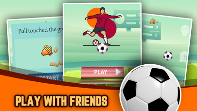 Football Skill. screenshot two