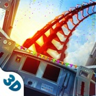 Roller Coaster Theme Park icon