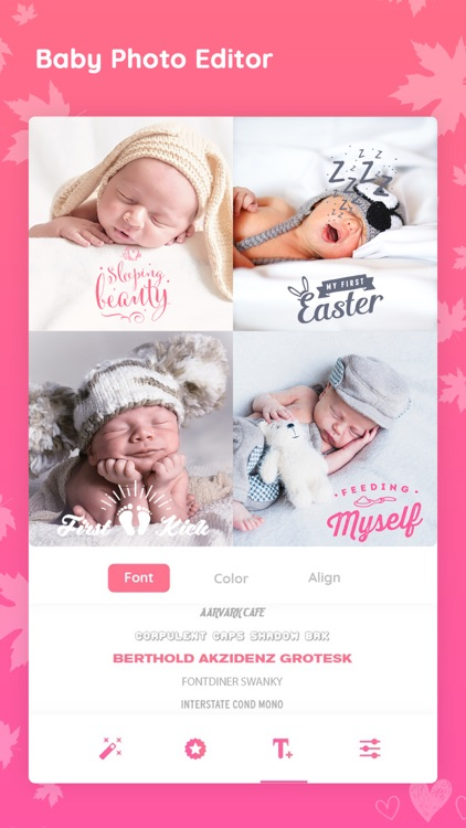 Baby photo editor & Art Maker screenshot-7