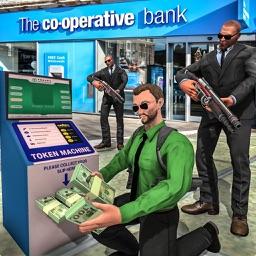 NY City Bank Robber & Police