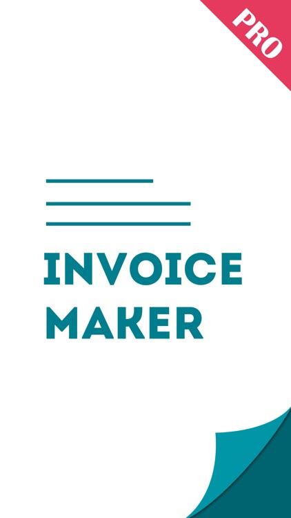 Invoice Maker Pro