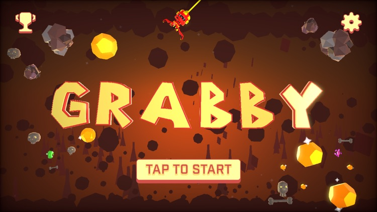 Grabby!