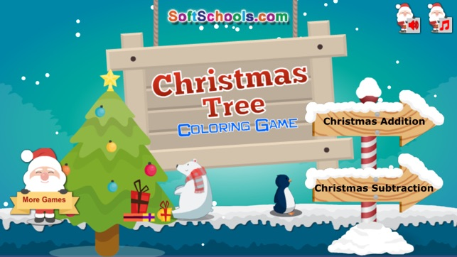 Christmas Addition Game on the App Store