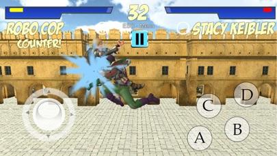 Superheroes Vs Kungfu Fighters screenshot four
