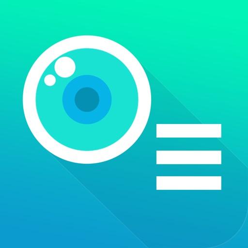 Scanner De Carte Visite FOX App Logo
