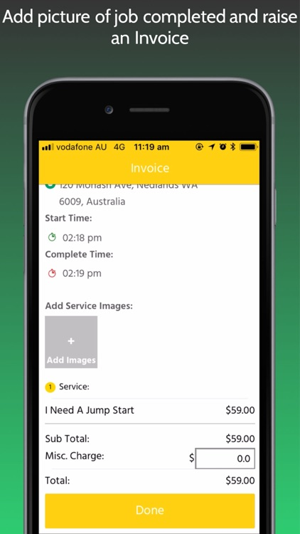 TowTray Partner Drivers screenshot-3