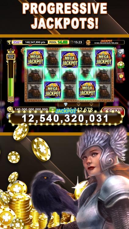 VIP Deluxe Slots: Vegas Casino screenshot-4