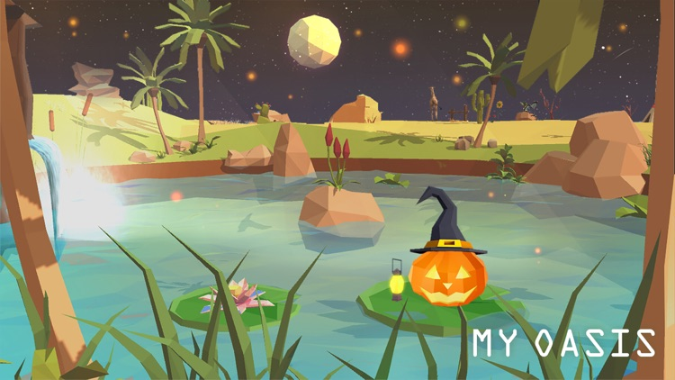 My Oasis: Relaxing Clicker App screenshot-0