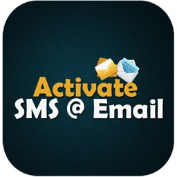 Activate SMS + Email