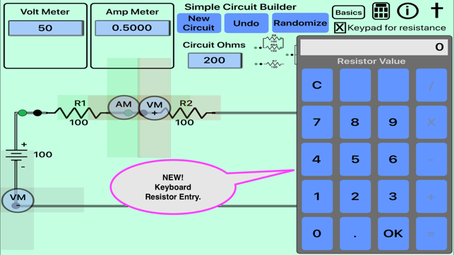 Simple Circuit Builder on the App Store