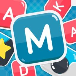 Maka - Word Crush Puzzle