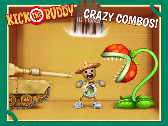 Kick the Buddy Screenshots