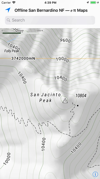 Offline San Bernardino NF screenshot-3
