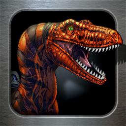 Ícone do app Nanosaur 2