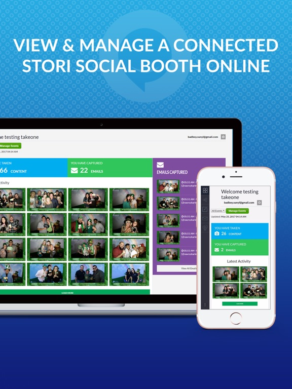 Image of Stori Booth for iPad
