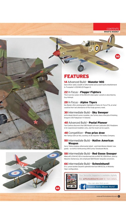 Airfix Model World - plastic scale modelling mag screenshot-2