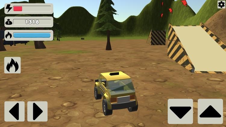 Crazy Driver screenshot-4
