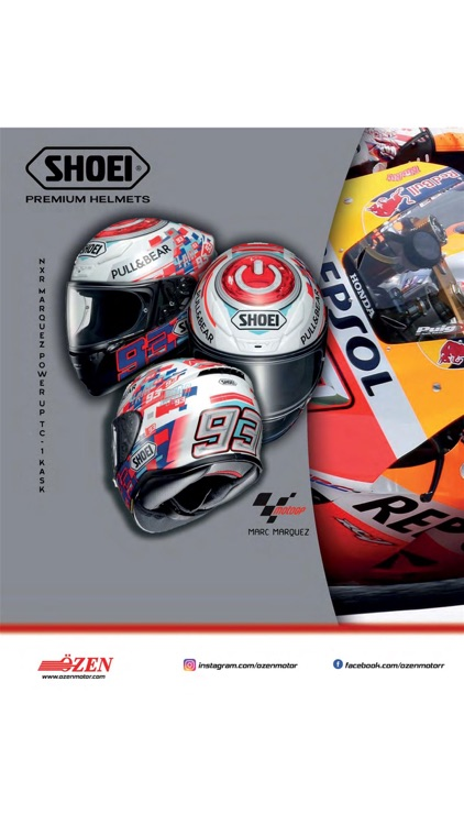 Motoron Motorcycle Magazine screenshot-1