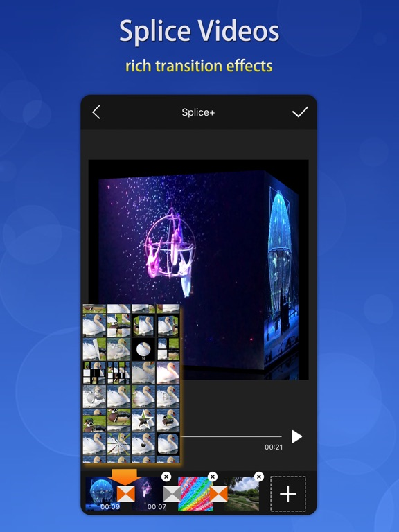 Videdit - Handy Video Editor Screenshots
