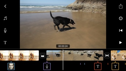 Filmmaker Pro Video Editor Screenshot
