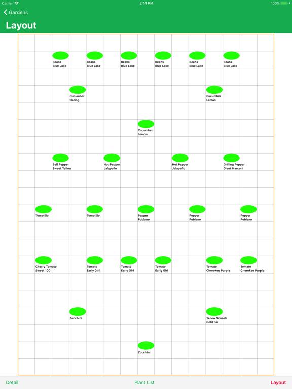 MyGarden Notebook - A Journal Just For Your Garden screenshot