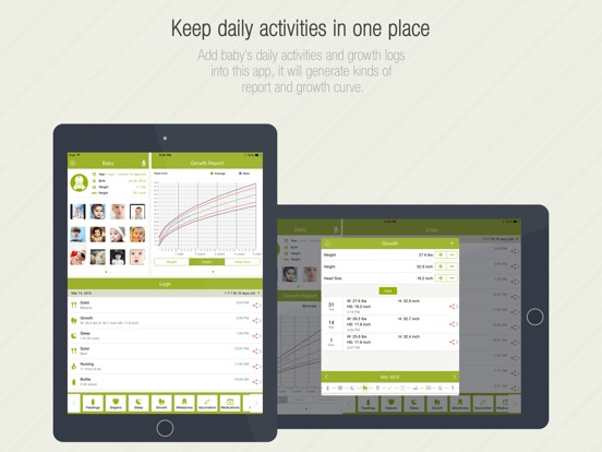 babycare tracker baby journal app price drops