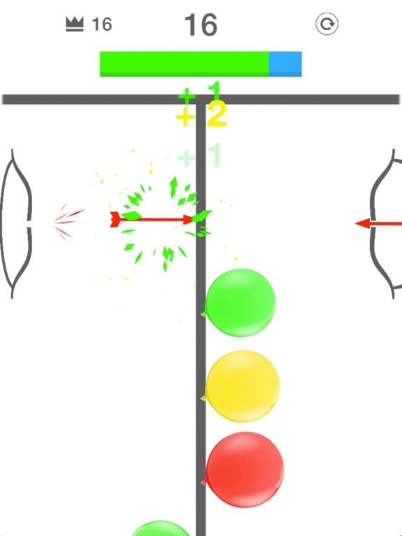 Arrows vs Balloons screenshot 5