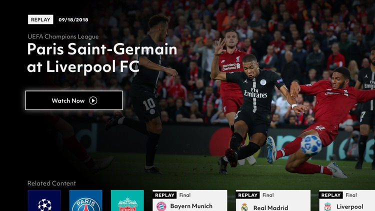 Bleacher Report Live for Apple TV by Bleacher Report