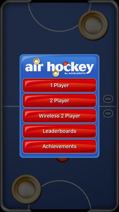 Air Hockey screenshot1