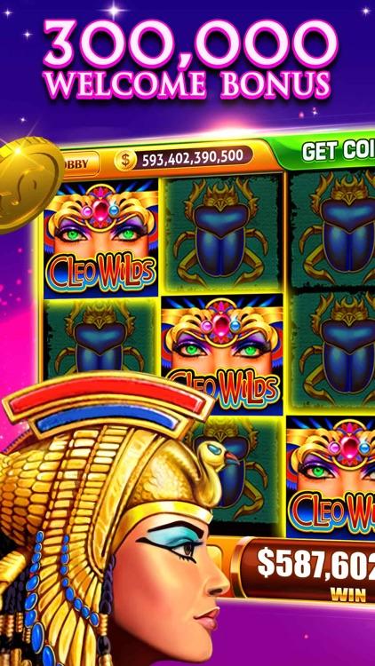 Slot Machines-CLEO WILDS VEGAS