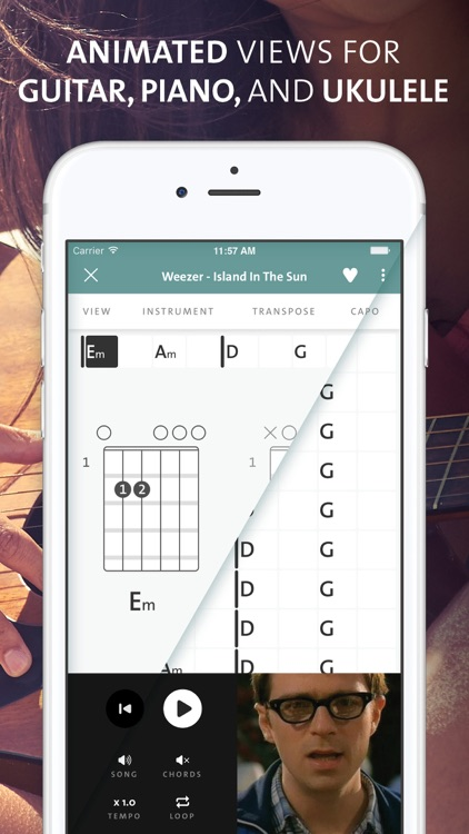 Chordify Chords For Any Song By Chordify Bv