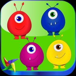 Kindergarten: Colors for Kids