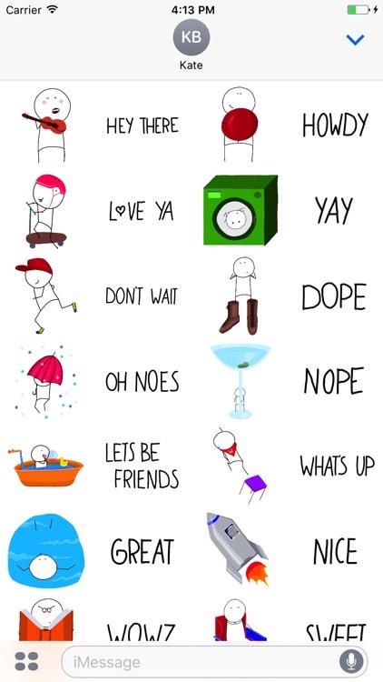 Adventure Buddy Stickers