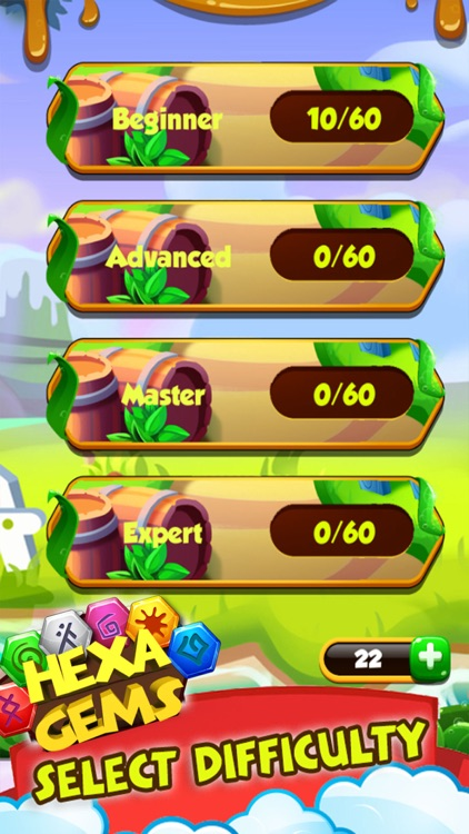 Hexa Rune Gems screenshot-1