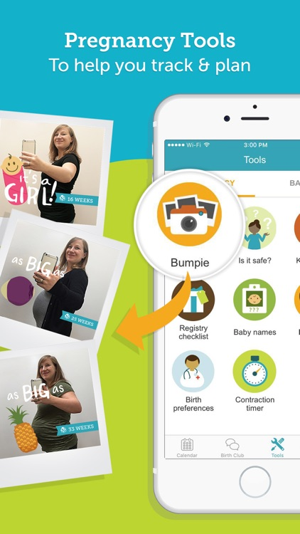 Pregnancy Tracker - BabyCenter screenshot-3