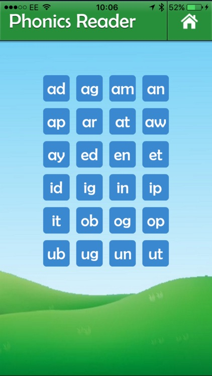 Phonics Reader screenshot-1