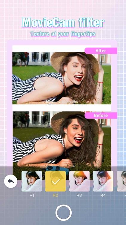 Camera360 - Selfie Sticker Cam screenshot-3