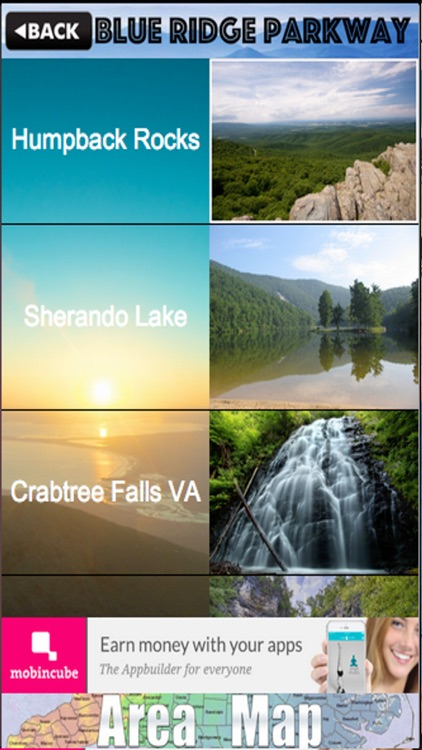 Blue Ridge Parkway Guide
