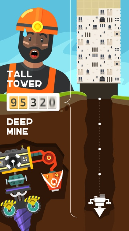 Drilla: Idle Gold Miner Game screenshot-5