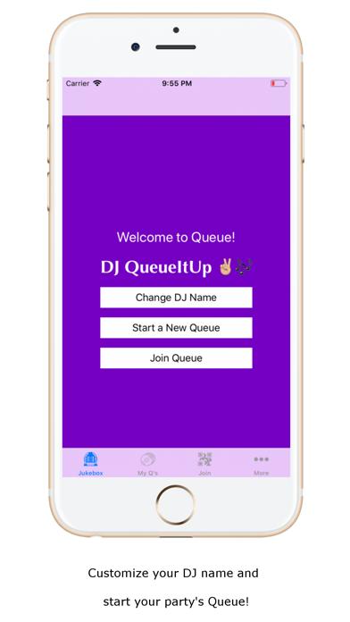 Queue- Collaborative Playlists   App Price Drops