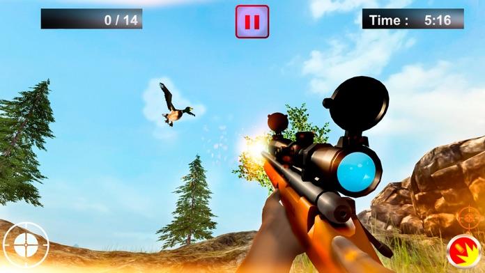 Duck Hunting Shooting Season Screenshot