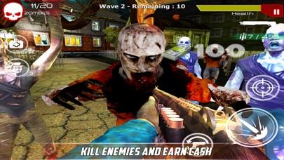 Zombie Dead War screenshot four