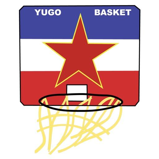 Yugo Basket Legends Stickers