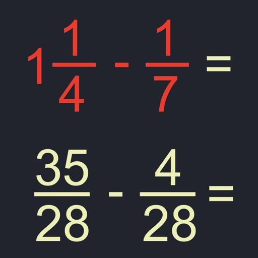 Fraction Math